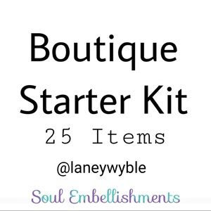 Other - #1 Boutique Starter Kit 25 Items All(NWT) 4Resale